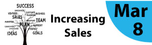Increasing Sales